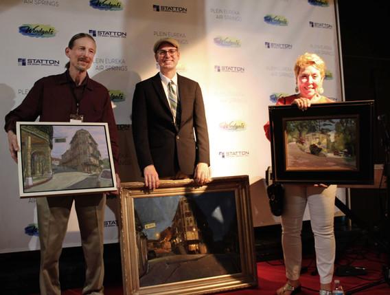 Winners, Phil Sandusky, Jason Sacran, Morgan Samuel Price