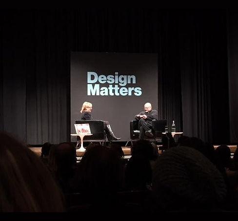 Design Matters Live: Steven Heller