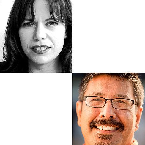 Robynne Raye & Michael Straussberger