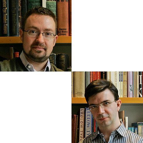 Jonathan Hoefler & Tobias Frere-Jone