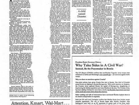 Weekend Heller: MoMA Acquires Typographic Op-Eds