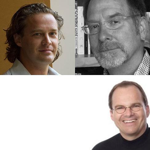 Steve Sikora, Thomas R. Wright and Charlie Lazor