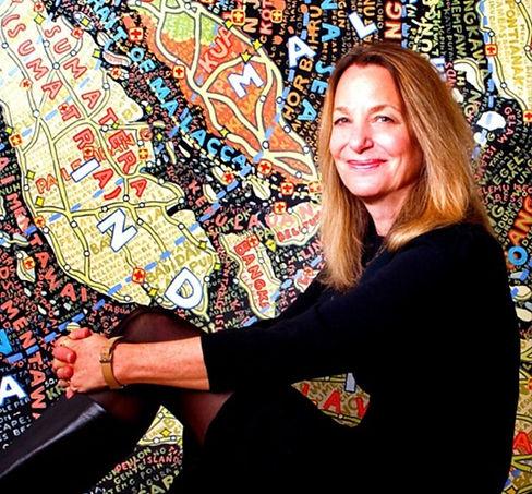 Design Matters Live: Paula Scher