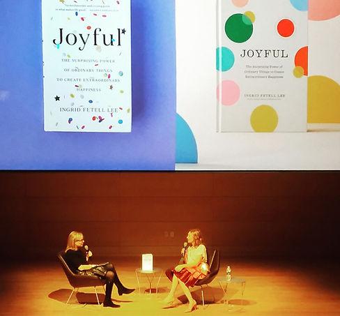 Design Matters Live: Ingrid Fetell Lee