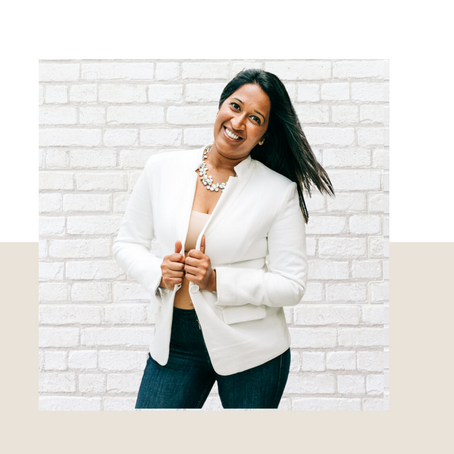 035. Becoming an expert brand storyteller with Vasavi Kumar, licensed therapist + mindset coach