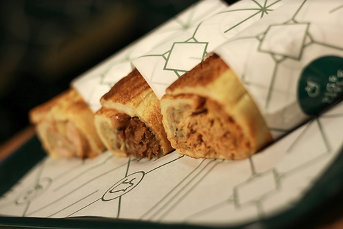 BBQ Pulled Pork Wrap
