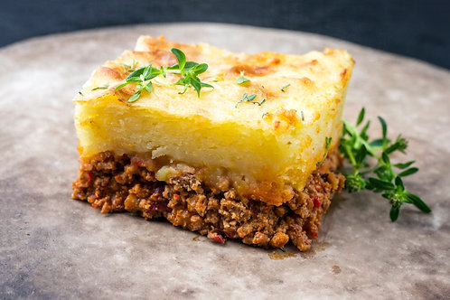 Home-made Cottage Pie
