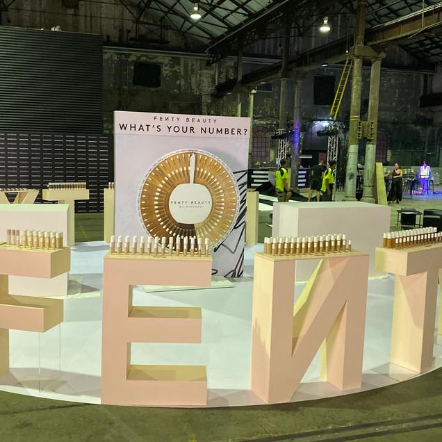 3D Letters (Fenty Beauty)