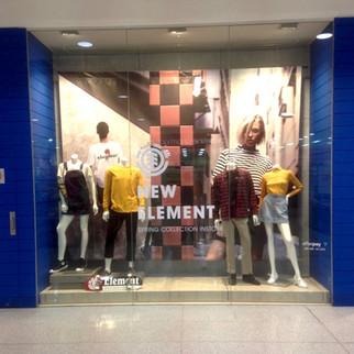 Creative Window Display (Element)