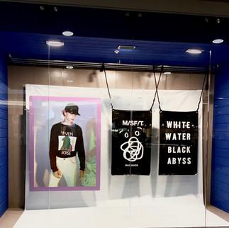 Creative Window Display (MISFITS)