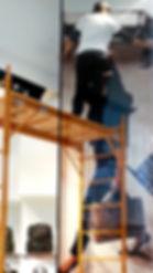 Installation-wallvinyl-Toronto-shop_edit