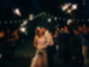 Wedding LED Bistro Lighting in Minnesota