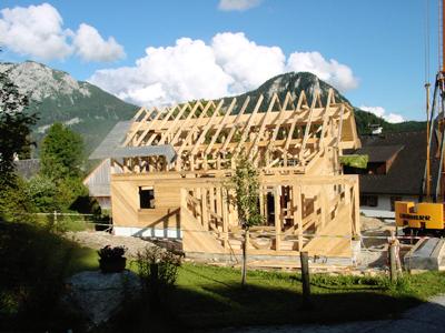 Holzbau Köberl - Grundlsee