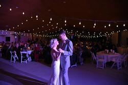 Wedding Lighting First Dance MN