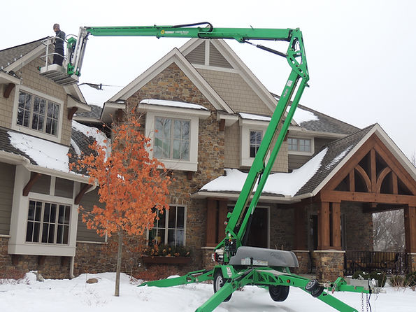 Professional Lighting Installation Servicing the Twin Cities Metro Area in MN