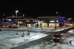 Commercial Holiday Lighting in MN