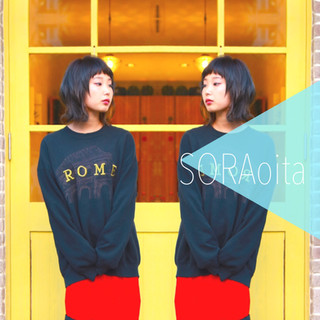 【SORA oita】黄色のドアが目印