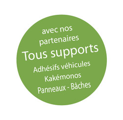 impression tous supports