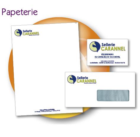 papeterie, enveloppes cartes de visite
