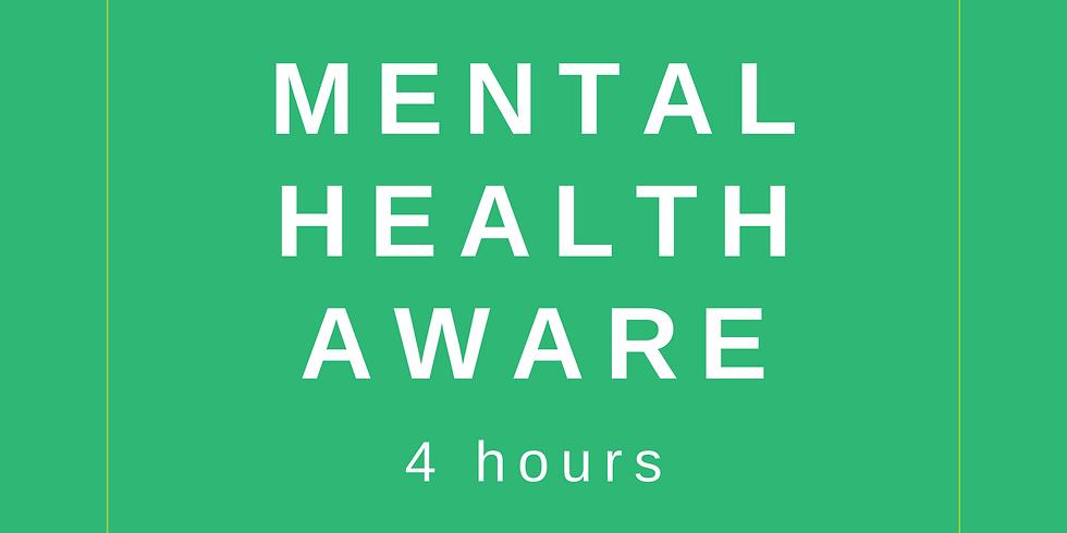 Mental Health Aware