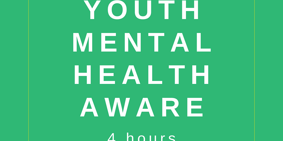 Youth Mental Health Aware