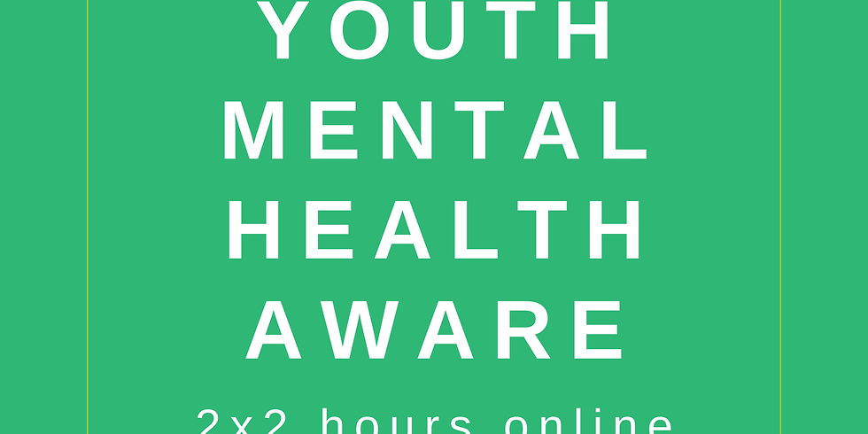 Youth Mental Health Aware Online