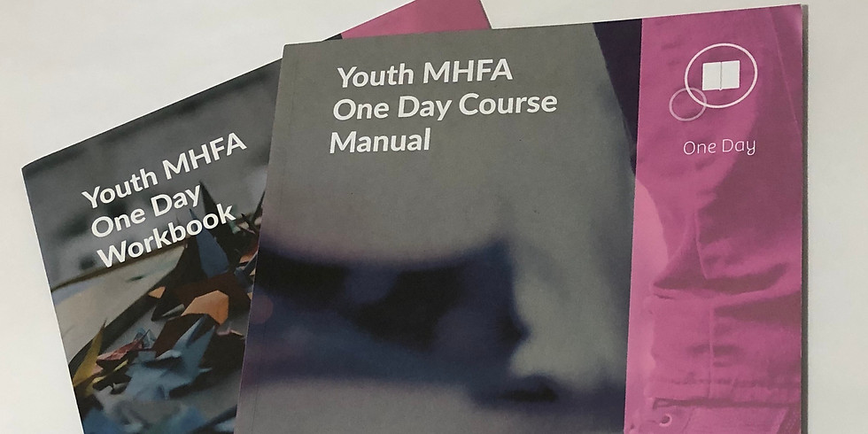 Youth Mental Health First Aid Champion