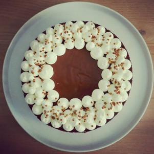 Tarte chocolat sarrasin
