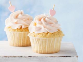 Les cupcakes roses
