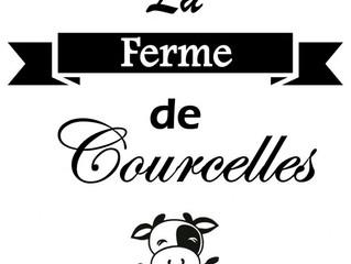 Nouveau partenaire : la ferme de Courcelles