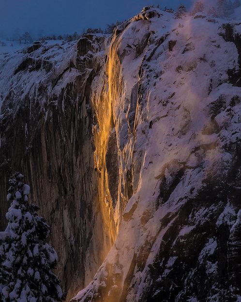 Horsetail Fall Yosemite 'Firefall'