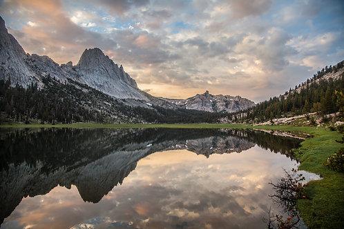 Mathes Lake Sunset