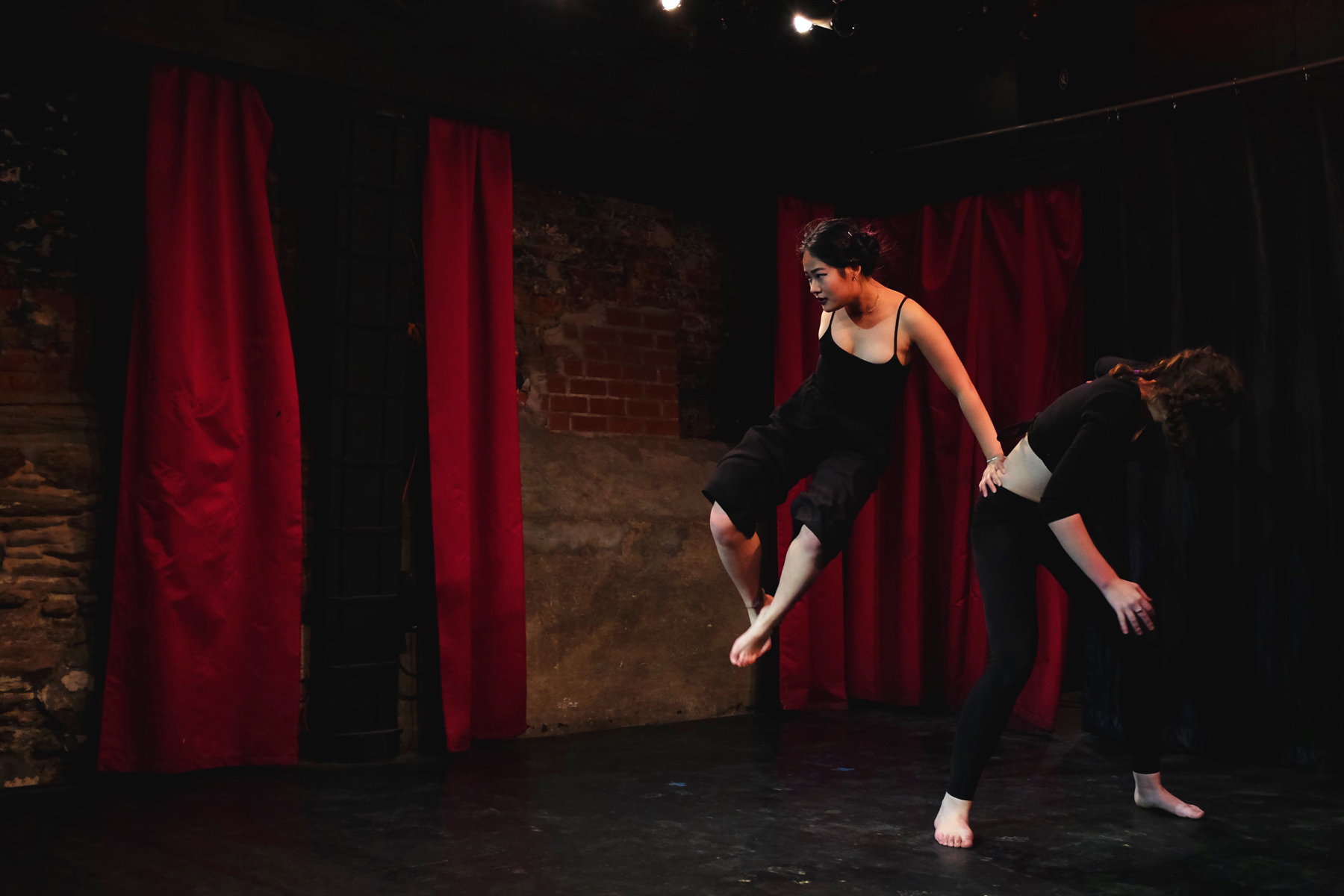 Choreography by Meaghan Adawe McLeod