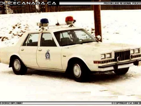 Law Enforcement in the Early Years