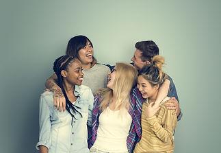 Diversity Teens Hipster Friend Cheerful Concept.jpg