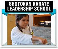 Shotokan Karate Leadership School