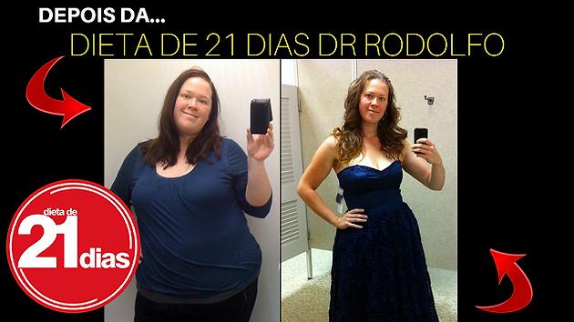Dieta de 21 dias para perder peso rapido