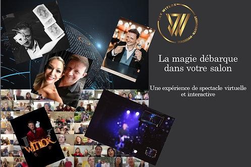 Show 03/01/2021/ version Française  17:00