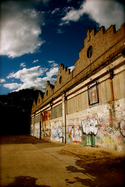 Warehouse, Sydney.