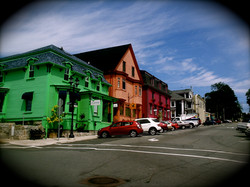 Lunenburg, Nova Scotia.
