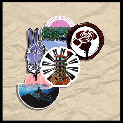 The OG Sticker Pack