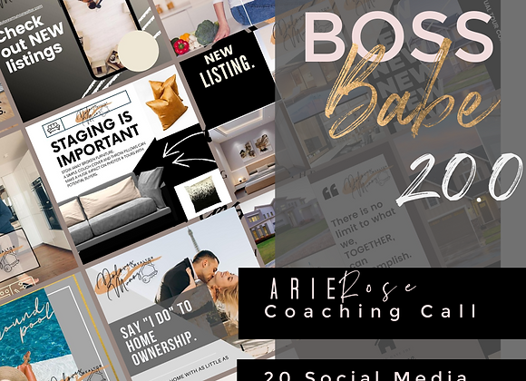 The Curated BOSS Babe 20.0