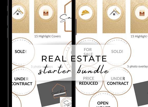 Real Estate Starter Bundle