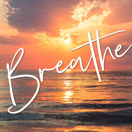 Throw the whole day away or breathe...