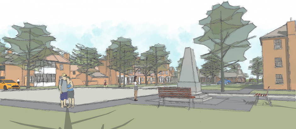 98 New Homes, Fordingbridge