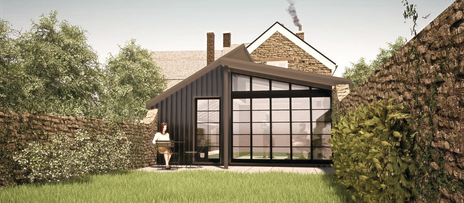 Cotswold project goes in with a Bang!!**