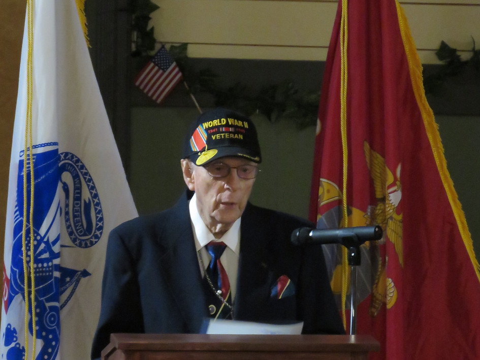 WWII Veteran Emit Glanz US Army