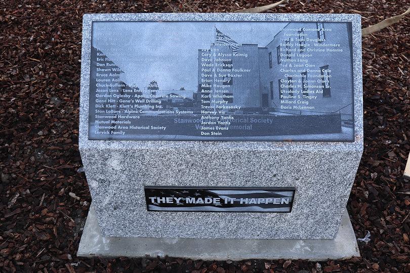83-Donor Recognition Pedestal.JPG