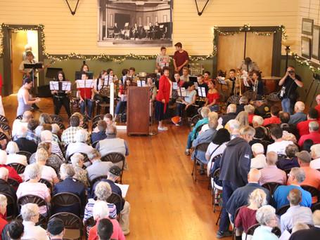 Stanwood Middle School Band
