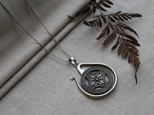Miao Pendant Necklace (Large)
